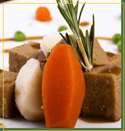 Repas en texture modifiée à Montpellier
