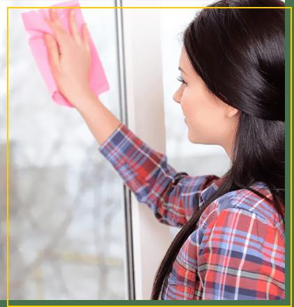 Le ménage à domicile